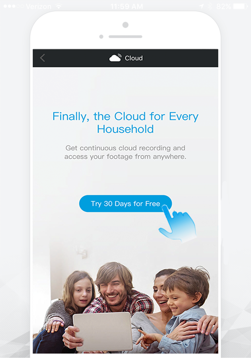 Cloud subscription 2