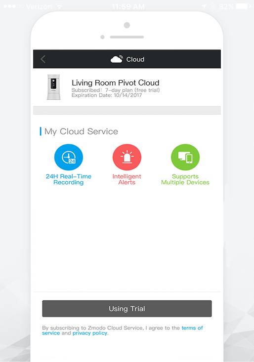 Cloud subscription 5